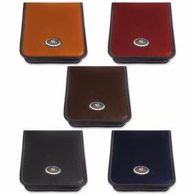 4 Porta Cd Dvd Case 40 Midias Jiadai Original - 5 Cores