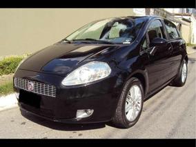 Fiat Punto 1.8 16v Essence Flex Dualogic 5p 2011