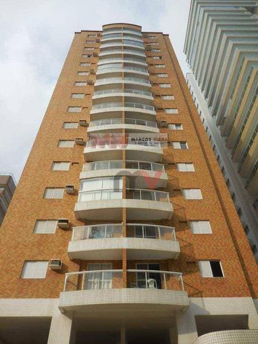 Apartamento Residencial À Venda, Vila Tupi, Praia Grande - . - Ap0639
