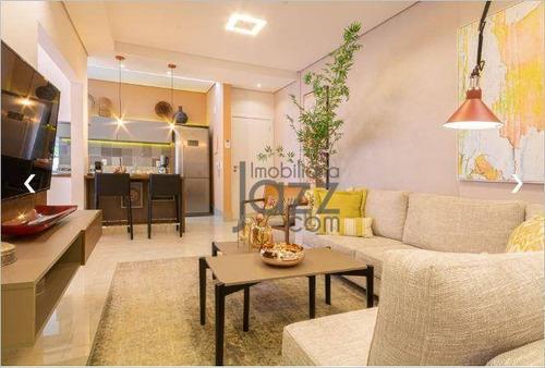 Apartamento Com 3 Dormitórios À Venda, 87 M² Por R$ 650.000,00 - Jardim Aurélia - Campinas/sp - Ap3102