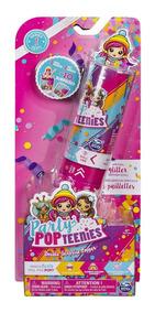 Party Pop Teenies - Poppers Surpresa Dupla - Série 1 - Sunny