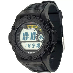 Relógio Masculino Digital Surf More 6526491m Backer Chronos*