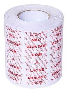 Etiqueta Lacre Ifood - Lacre De Pizza - 1000 Unidades
