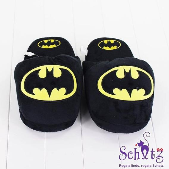 Pantuflas Batman Hombre Superheroes