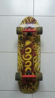 Skate Longboard Seminovo Em Excelente Estado.