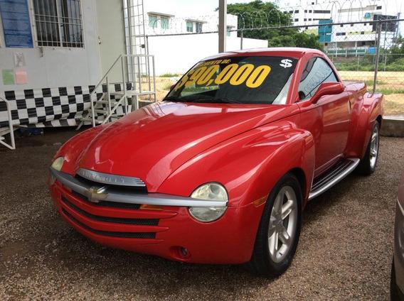 Chevrolet Ssr 2004 Convertible