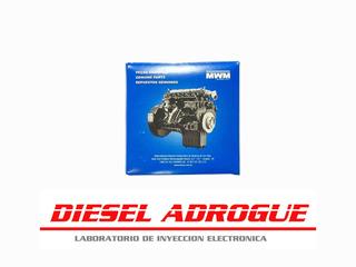 Aros De Piston Mwm 4.1 Ford F100 Original X1