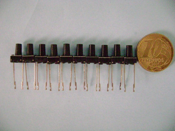 10 Microchaves Dos Botões Peças Teclado Korg Triton Tr / Le