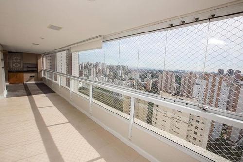 Apartamento Com 4 Quartos À Venda, 211 M² Por R$ 1.850.000 - 298-im370796
