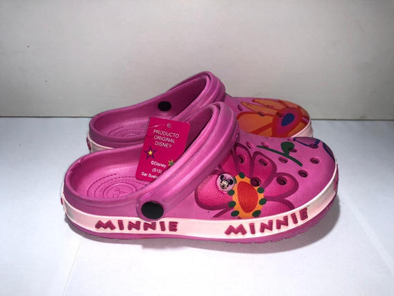 Gomones Addnice De Minnie Con Flores Para Nena
