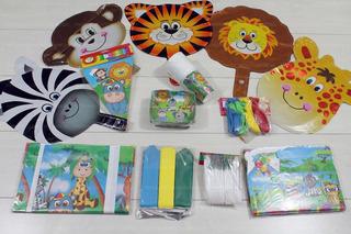 Juguetes Y Juegos Kreatwow Tema De La Selva Suministros Para