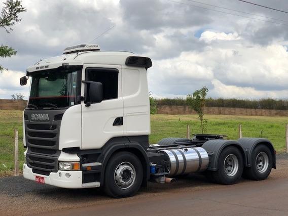Scania R 440 6x4 Ano:2014/com Retarder