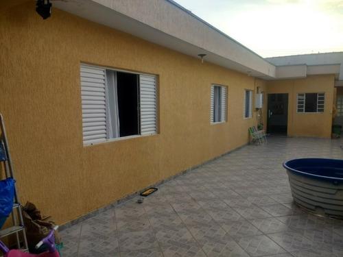 Imagem 1 de 15 de Casa Para Venda Em Mogi Das Cruzes, Vila Jundiaí, 3 Dormitórios, 1 Suíte, 2 Banheiros, 3 Vagas - 417_1-1616734
