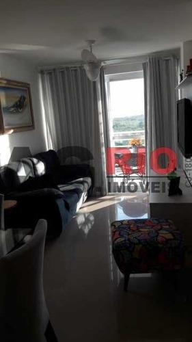 Apartamento-à Venda-recreio Dos Bandeirantes-rio De Janeiro - Agf30471