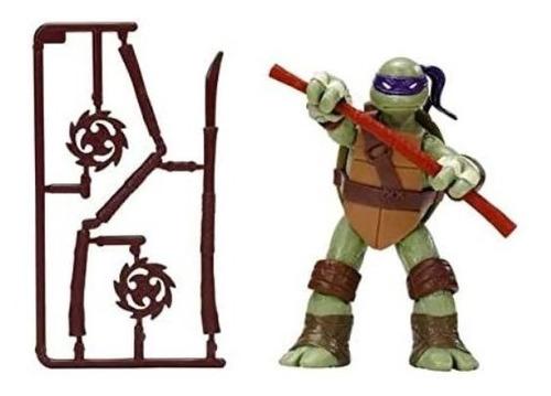 Boneco Articulável Tartarugas Ninja Donatello 10cms