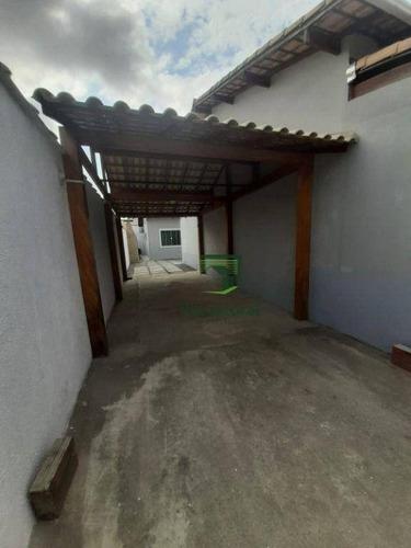 Imagem 1 de 12 de Casa Com 2 Dormitórios À Venda, 70 M² Por R$ 300.000,00 - Village Rio Das Ostras - Rio Das Ostras/rj - Ca1254