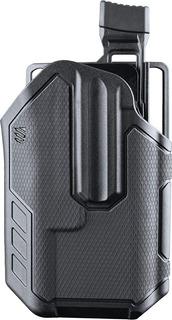 Coldre Blackhawk Omnivore Glock Taurus Imbel Sig P/ Usar Com A Lanterna Tlr1 Ou Tlr2 Serve Em + De 150 Modelos De Armas