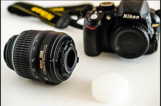Kit De Cámara Nikon D3100 Y Lente 18-55 Mm