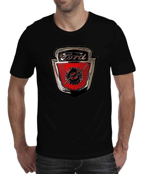 Camiseta F100 01 Preta