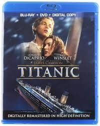 Bluray Titanic: