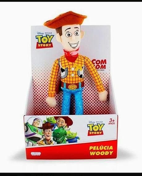 Boneco Toy Story De Pelúcia