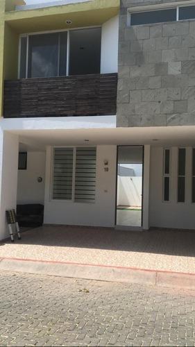 Casa En Renta Armonía Habitat Cerca De Solares