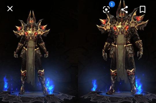 Itens Diablo Ros 3 Ps3 10 Sets Editados Modo Hardcore