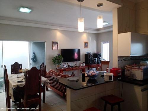 Casa Para Venda Em Parnamirim, Parque Das Nações, 3 Dormitórios, 1 Suíte, 3 Banheiros, 2 Vagas - Kc 0365_2-1175366