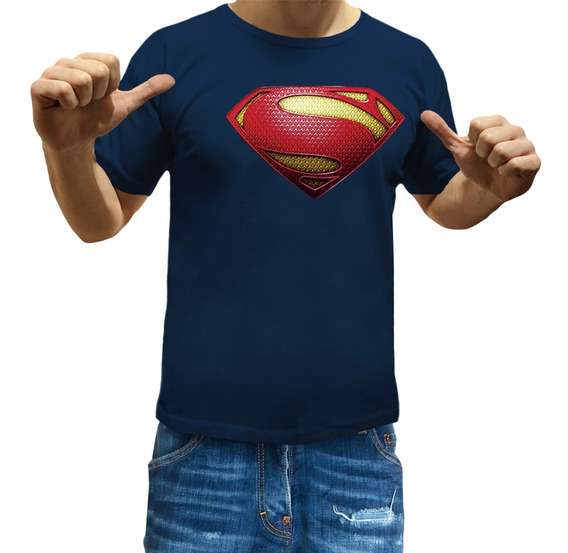 Remeras Superman Doomsday Comics Superheroe Algodon