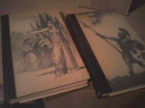 2 Livros Antigos Raros - Homero - Odisseia E Iliada