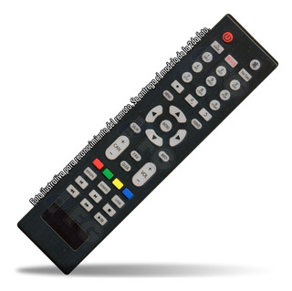 Control Remoto Smart Tv Crown Mustang Onn Viewsonic
