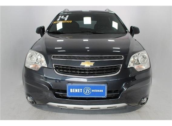 Chevrolet Captiva 2.4 Sidi Ecotec 16v Gasolina 4p Automático