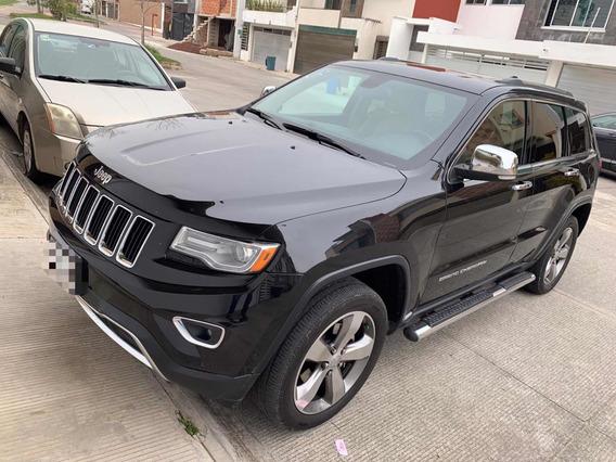 Jeep Grand Cherokee 3.6 Limited V6 4x2 At 2014