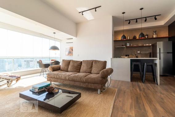 Apartamento Para Aluguel - Pinheiros, 1 Quarto, 60 - 893116154