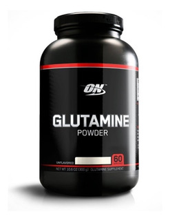Glutamina X 300 Grs Black Line - Optimum Nutrition Adn