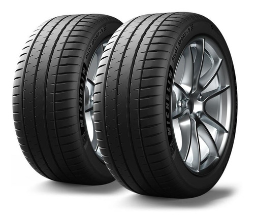 Imagen 1 de 12 de Kit X2 Neumáticos 245/35/19 Michelin Pilot Sport 4s93y Cuota