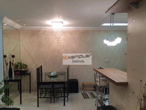 Imagem 1 de 15 de Apartamento Com 2 Dormitórios À Venda, 68 M² Por R$ 635.000,00 - Santana (zona Norte) - São Paulo/sp - Ap0979