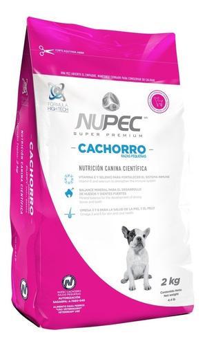 Imagen 1 de 1 de Alimento Nupec Nutrición Científica Raza Pequeña para perro cachorro de raza pequeña sabor mix en bolsa de 2kg
