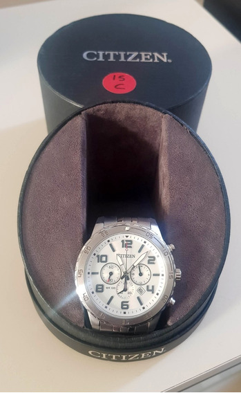Reloj Citizen Ecodrive 0520 Gn4s