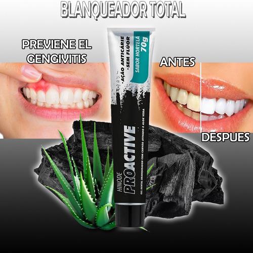 Gel Blanqueador Dental Brasilero