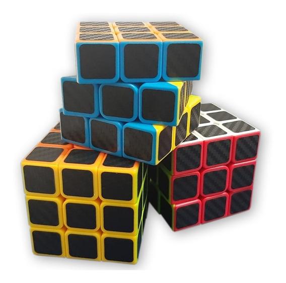 Cubo Mágico 3x3x3 56 Mm Profissional P/e Movimentos Promoção