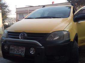 Volkswagen Crossfox 2007, 1.6lts, Circula Diario