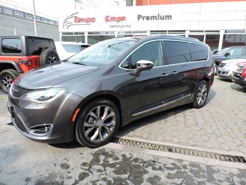 Chrysler Pacifica Limited Platinum Mod 2018