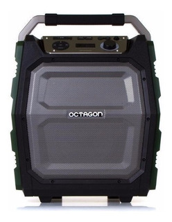 Bocina Portatil Bluetooth Sistema Sonido Daewoo Dst550 870w