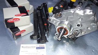 Reacondicionado Delphi inyector diesel R00701D X 2