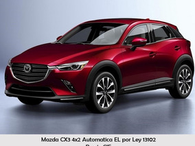 Mazda Cx-3 Para Personas Con Discapacidad. Ley 13102