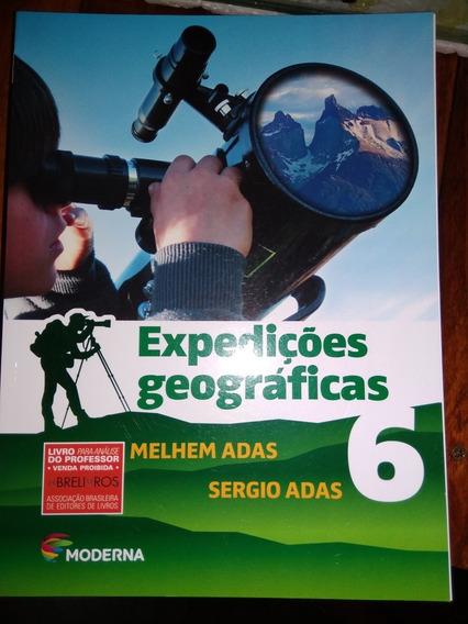 Livro Expedições Geográficas 6