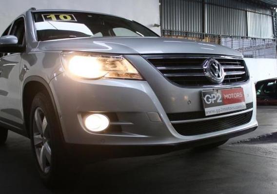 Volkswagen Tiguan 2.0 Tsi 16v 2010 200cv Tiptronic 5p