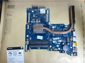 Targeta Madre De Laptop Hp 15 Ba018wm