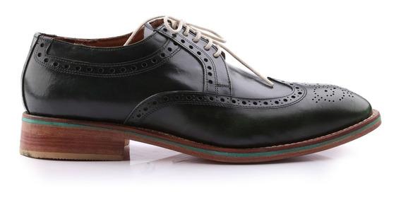 Zapatos De Hombre Cuero Suela Emmanuel - Ferrarro -